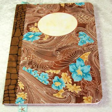 Journal - Composition Book, 9.75 x 7.5 inches, 100 sheets, Wild World