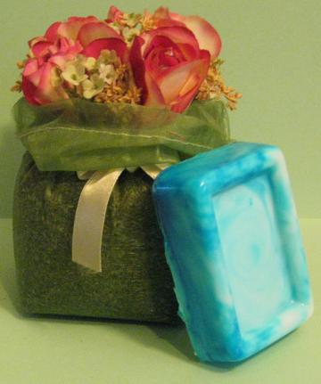 Relaxation Scented Shea Butter Soap - Vegan