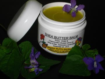 Damaged, Chapped Skin Repair Balm