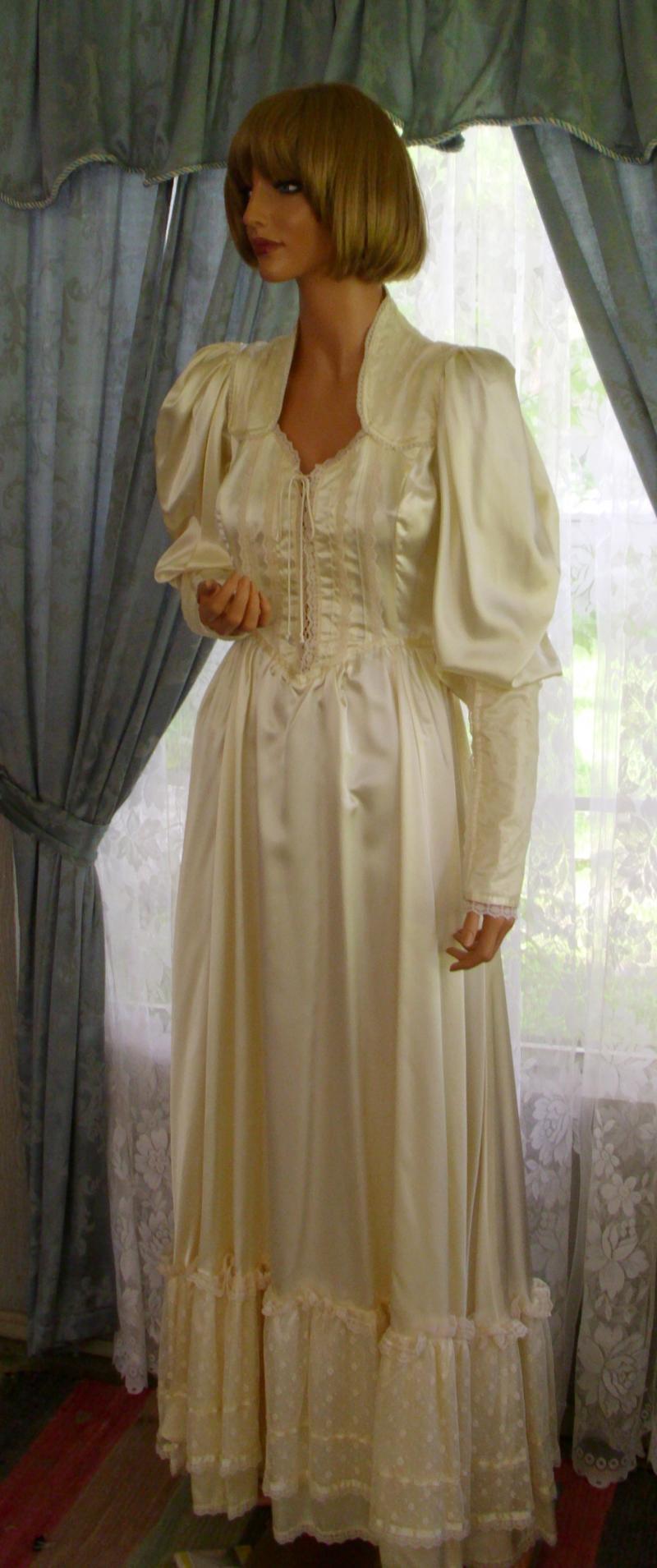 Gunne Sax Wedding Dresses Flower Girl Dresses