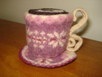 Pincushion - Teacup