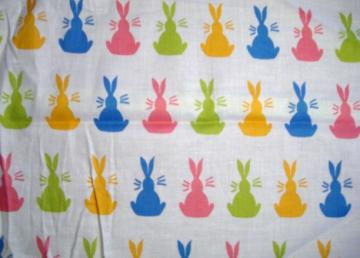 Bunny Cotton Fabric