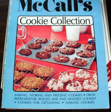 McCall's Cookie Collection. 1985