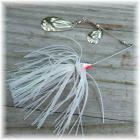 Pop's Spinner Bait Deluxe 3/8 Ounce Shad