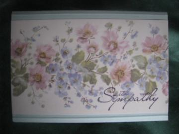Sympathy Garden Card