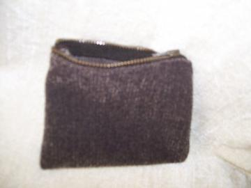 Sparkly Brown Mini Purse