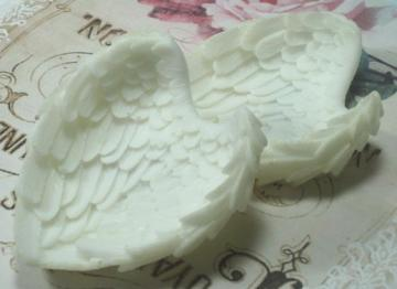Angel Wings Soap Set of 2 Whispering Angel