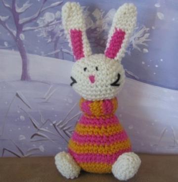 Free Amigurumi Bunny Crochet Patterns - Crochet Pattern