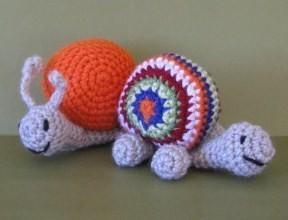 AMIGURUMI SNAIL PATTERN | Free Patterns