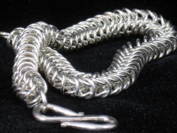 Box Chain Chainmaille Bracelet Kit