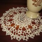 "<div align=""center""><h1><strong>""New Handmade Crocheted Cotton Doily for sale"" by <a href=""http://www.zibbet.com/VermontHomespun"">VermontHomespun</a></strong><br />$14.50<span> USD </span> </h1><a href=""http://www.zibbet.com/VermontHomespun/artwork?artworkId=591619""> Click to view more details </a></div>"