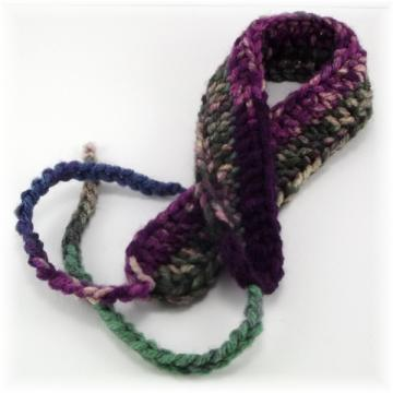 Songbird Crocheted Head Band