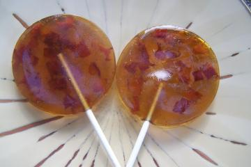 8 Maple Bacon Breakfast Lollipop Sucker Party Favor