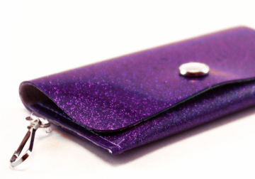 Grape Sparkle - ID Wallet