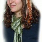 Easy Crochet Pattern PDF - Scarf - Headband - Sash