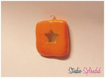 star cut out charm