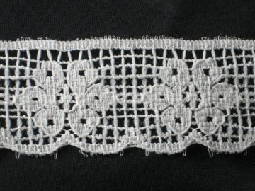 Vintage Flat Woven Lace 