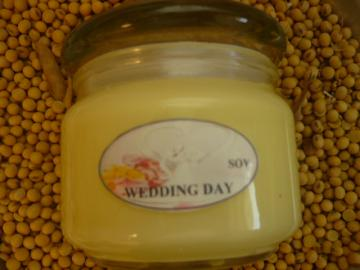 Soy Candle ~ Wedding Day in Apothecary