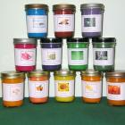 CHOOSE ANY THREE 8 oz Jelly Jar Candles SAVE SAVE SAVE 20.00  - PICK YOUR SCENTS