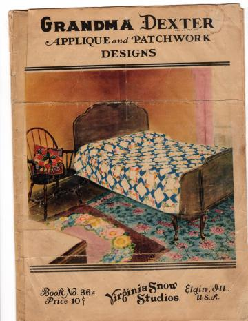 Vintage Grandma Dexter Applique and Patchwork Designs