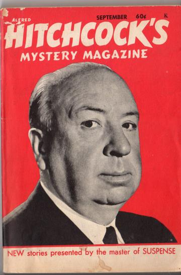 Alfred Hitchcock's Mystery Magazine September 1970