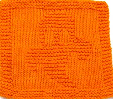 Knitting Cloth Pattern  - GHOST - PDF
