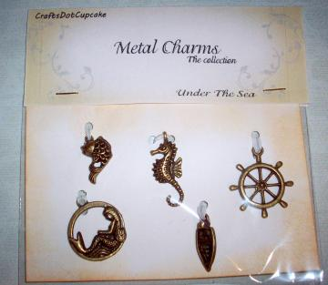 Metal Charms - Under The Sea