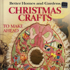 Christmas Crafts to Make Ahead Vintage Book