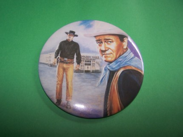 John Wayne Mirror OOAK- RESERVED for Alison