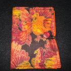 Card Wallet: Wild Turkeys!