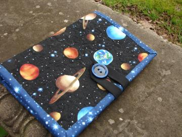 Space Odyssey eReader or Kindle Fire Cover