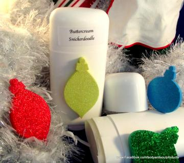 Solid Lotion ~ Limited Edition ~ Buttercream Snickerdoodle
