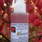 Sun-Infused Rosewater facial toner and astringent
