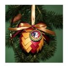 Florida State Seminoles Pine Cone Ornament