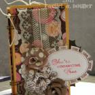 Mini Scrapbook Album - Dream Come True