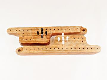 Pegs & Jokers Expansion Set - Q/S White Oak