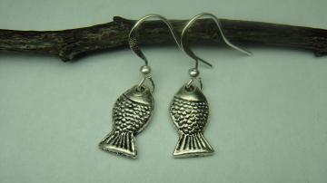 LIFEO-Silver-Fish-Earrings