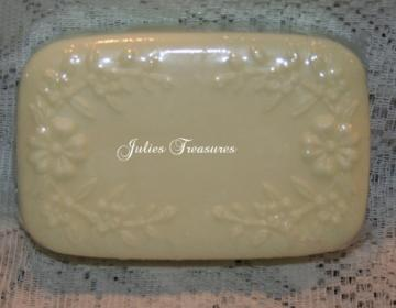 Big Fragrant Bar of Coconut Scented Soap