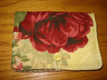 Card Wallet: Rose
