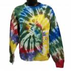 Tie Dye Sweatshirt - Medium - Darker Swirl
