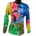 Tie Dye Thermal - X-Small - Bits and Pieces