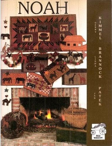 Quick Quilts#91 – Noah's Ark Playmat - Quilt Magazine | Quilt