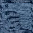 Knitting Cloth Pattern - KANGAROO PDF