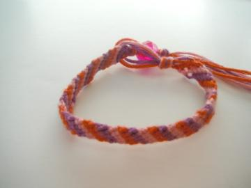 My Daughter's First Friendship Braclet