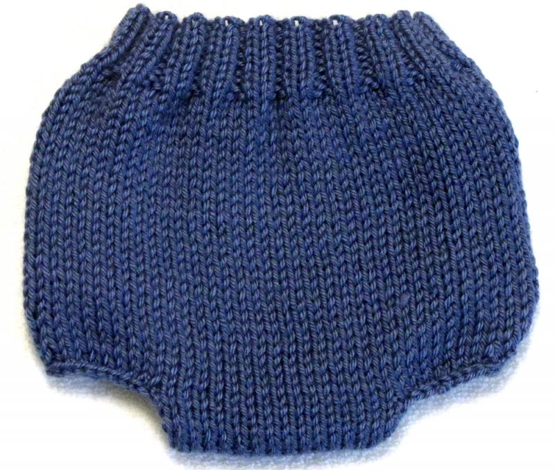 Knit Diaper Cover Pattern : #