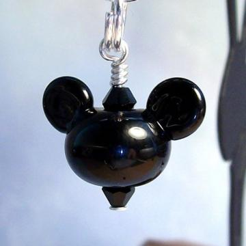 SALE - Mr Mouse Pet Collar Charm