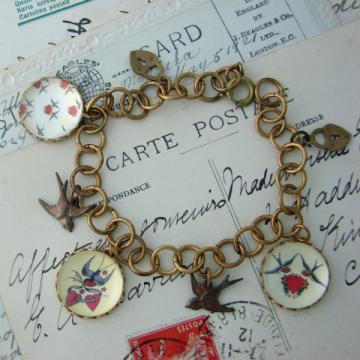 charm bracelet tattoos. Style Charm Bracelet