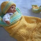 YELLOW DUCKY COCOON !