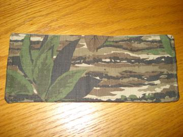 Camouflage Wallet - Man's billfold 