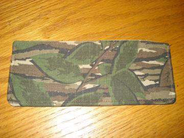 My First Wallet - Camoflauge billfold